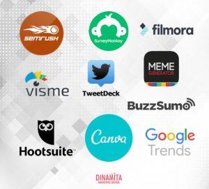 10 herramientas gratuitas de manejo de redes sociales para emprendedores