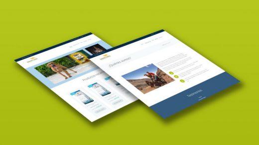 Diseño web de Nutrición Canina