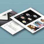 Diseño web de TRN Medios