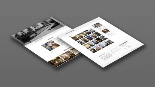 Diseño web de Arquitectura Masuno