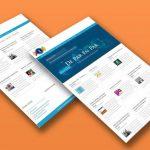 De para en par diseño web. Noticias.