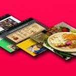 Diseño web para Los tres vaqueros Restaurante USA